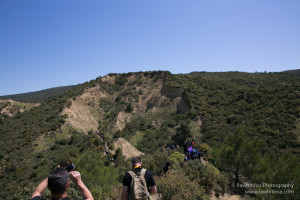 On the walk up to Chunuk Bair. [Photo used with permission from Rawhitiroa Photography.]